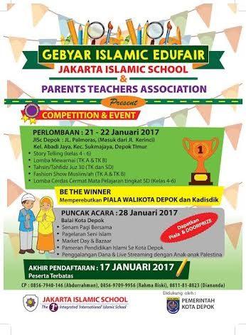 pameran sekolah boarding school islam indonesia