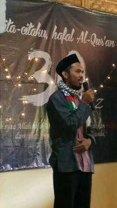 Abi Akom, Kepala Sekolah SalamQu Cendekia
